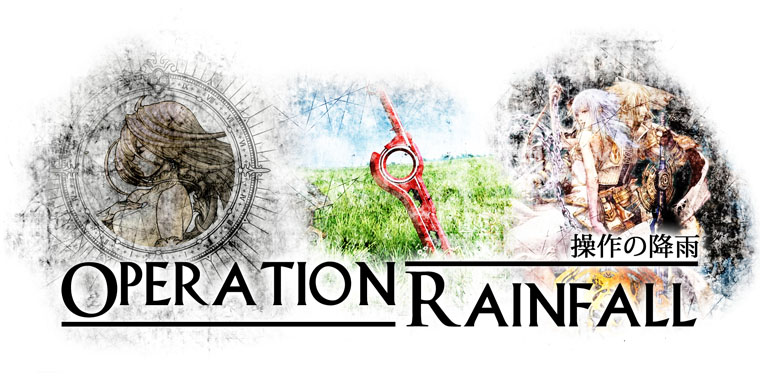 Logotip de la campanya Operation Rainfall