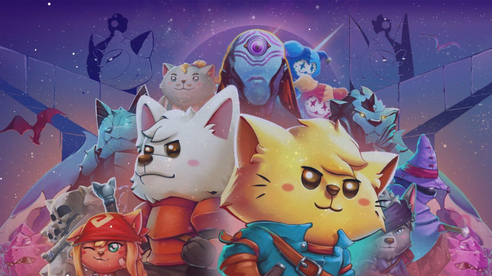 Cat Quest 2, PQube