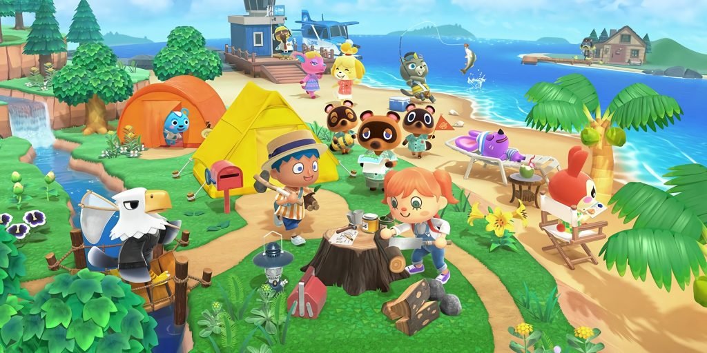 videojocs animal crossing