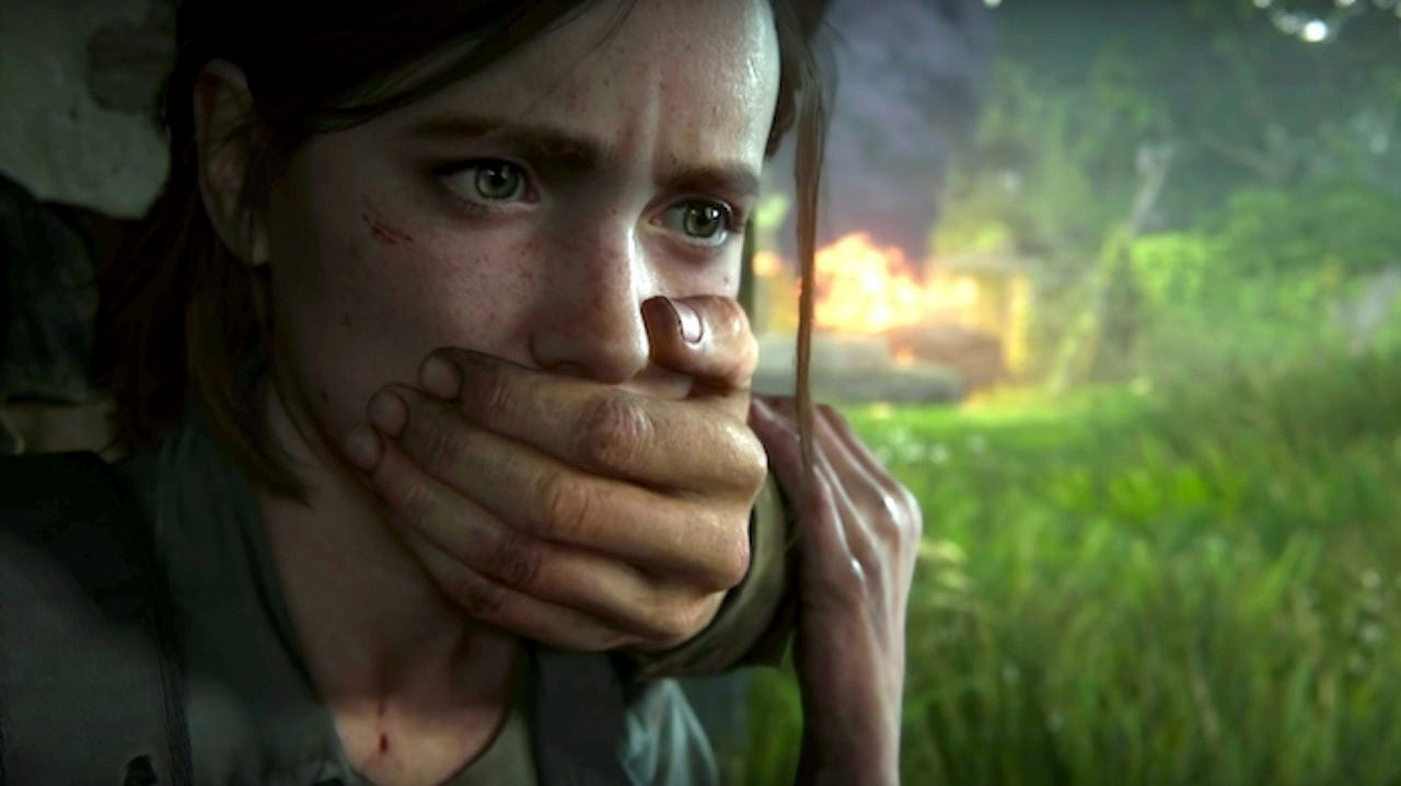 The Last of Us 2 Naughty Dog