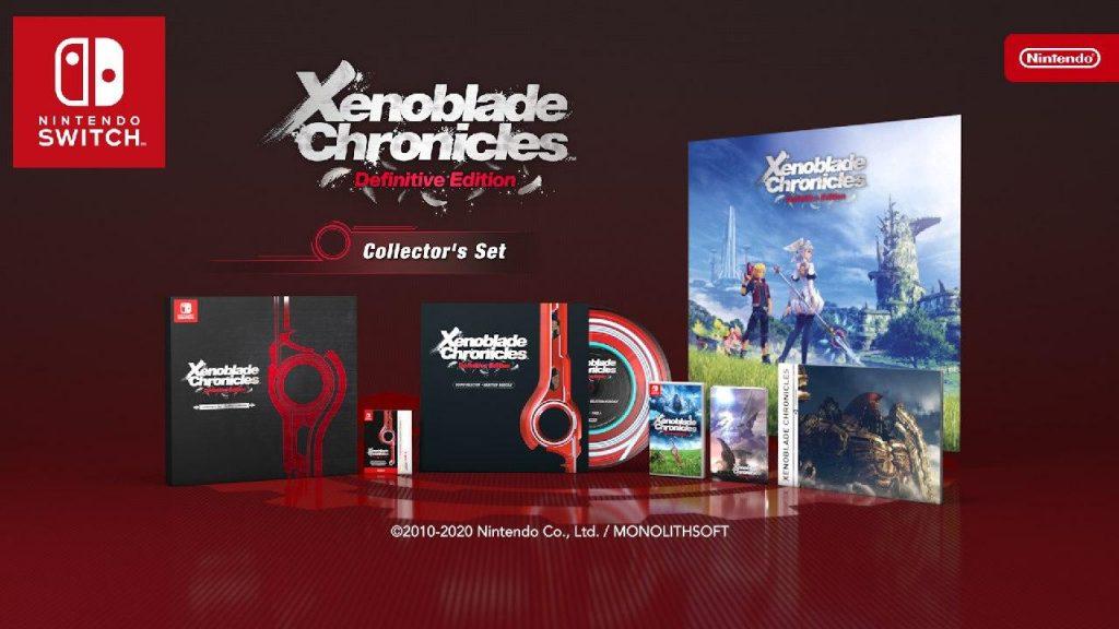 Nintendo Direct Mini Xenoblade