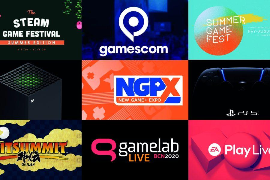 conferències de videojocs