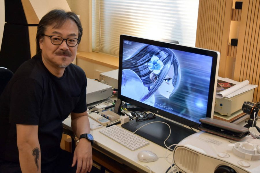 Hironobu Sakaguchi Mistwalker
