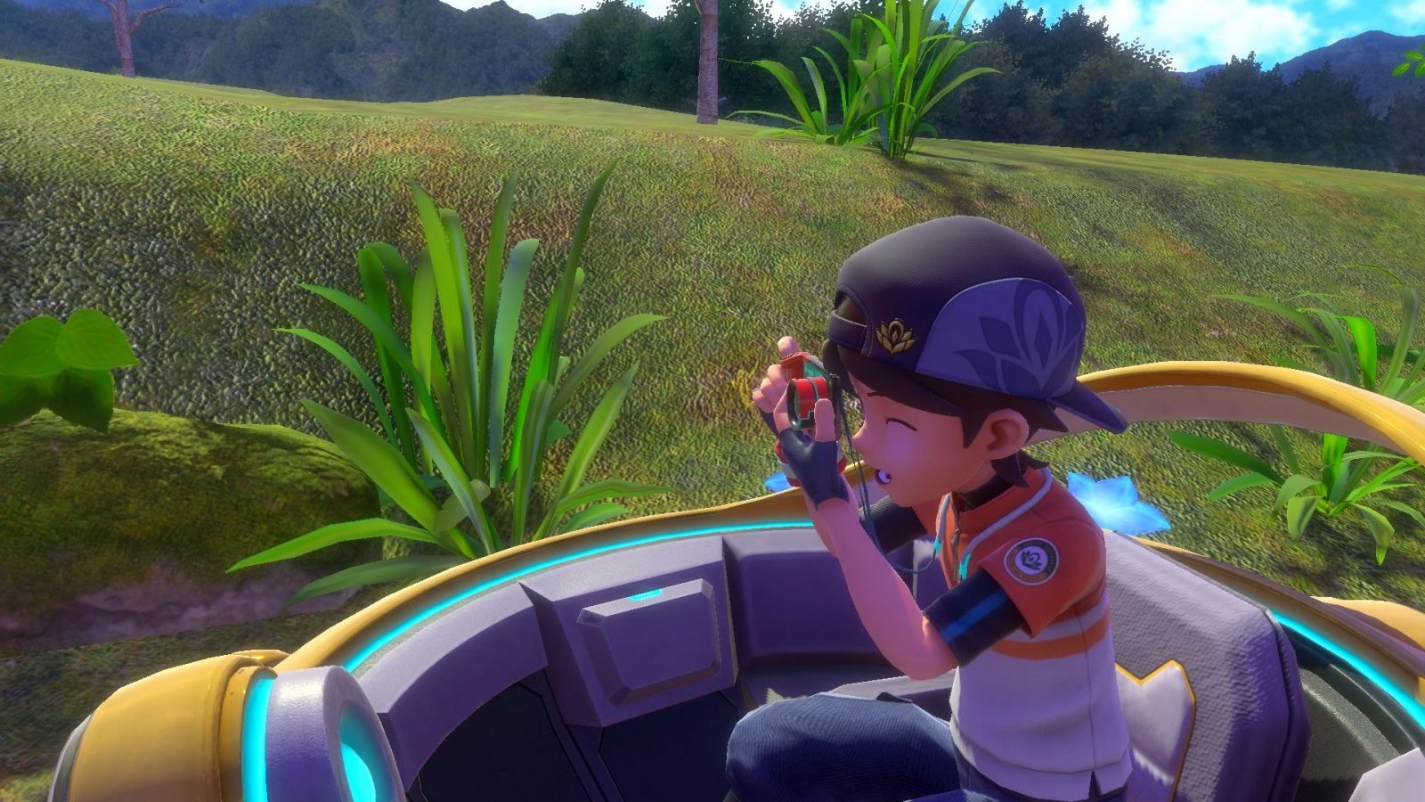 pokemon presents new pokemon snap videojoc