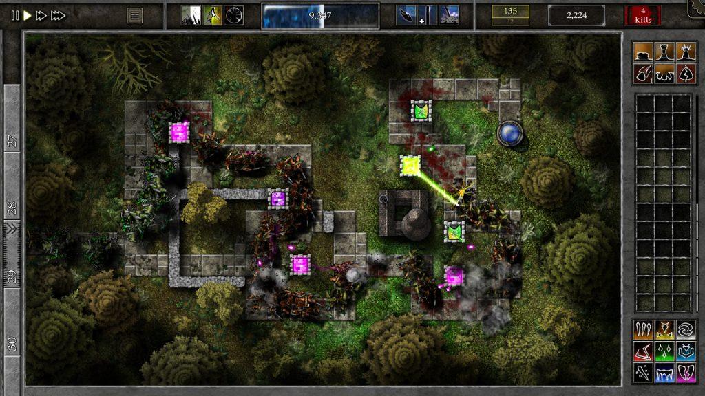 gemcraft chasing defensa de torres