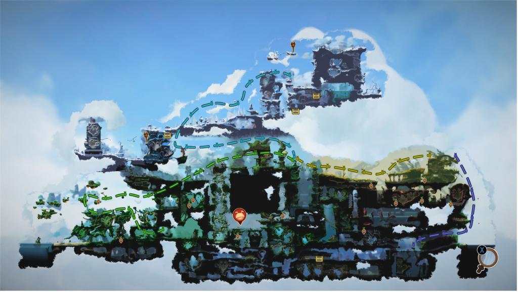 metroidvania yoku's island