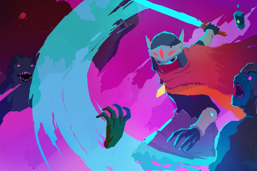 hack & slash videojoc hyper light drifter