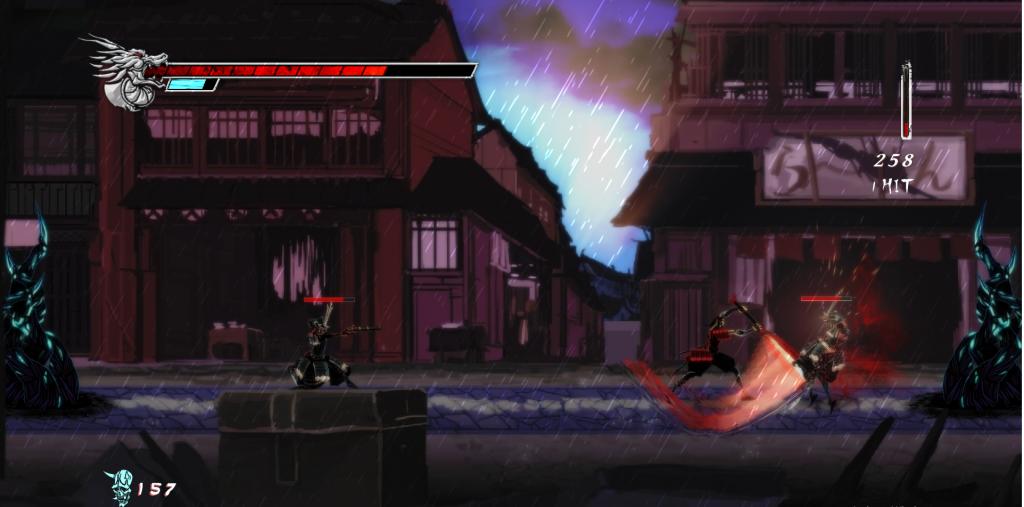 Hack & Slash videojoc onikira