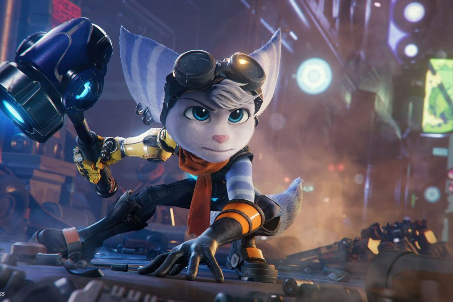 gamescom ratchet and clank rift apart