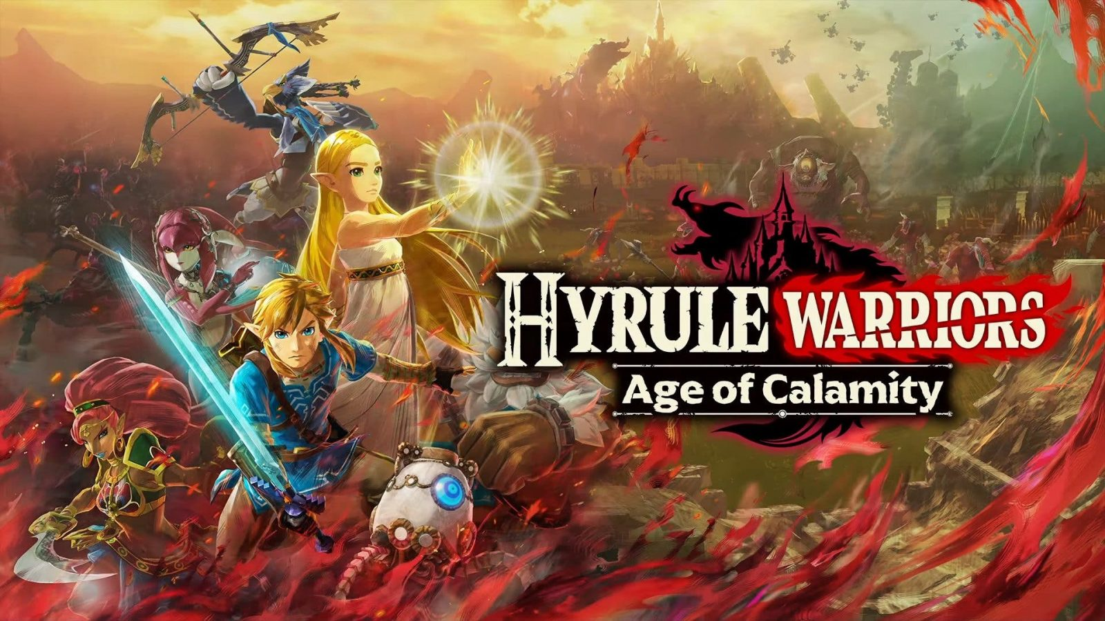 zelda hyrule warriors breath of the wild