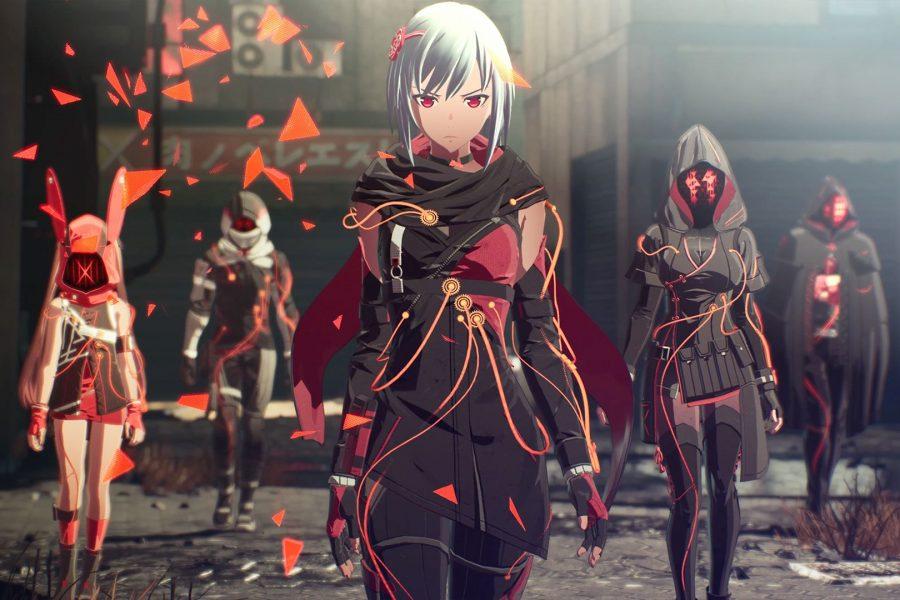 tokyo game show 2020 scarlet nexus