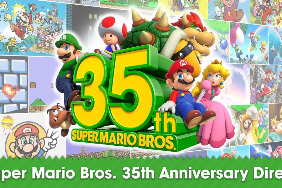 super mario 35th anniversary direct