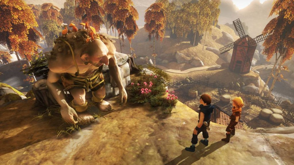 Brothers: A Tale of Two Sons videojoc