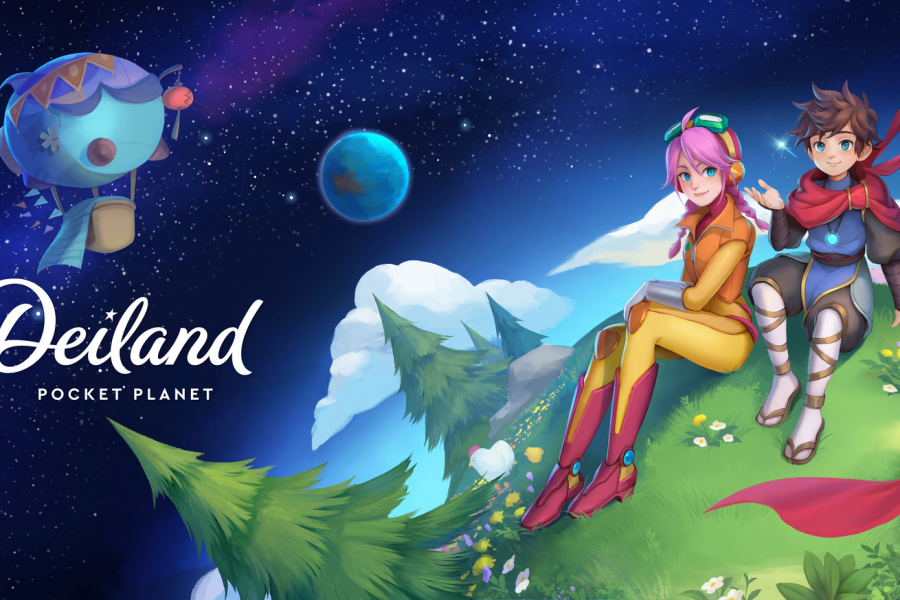 deiland pocket planet nintendo switch