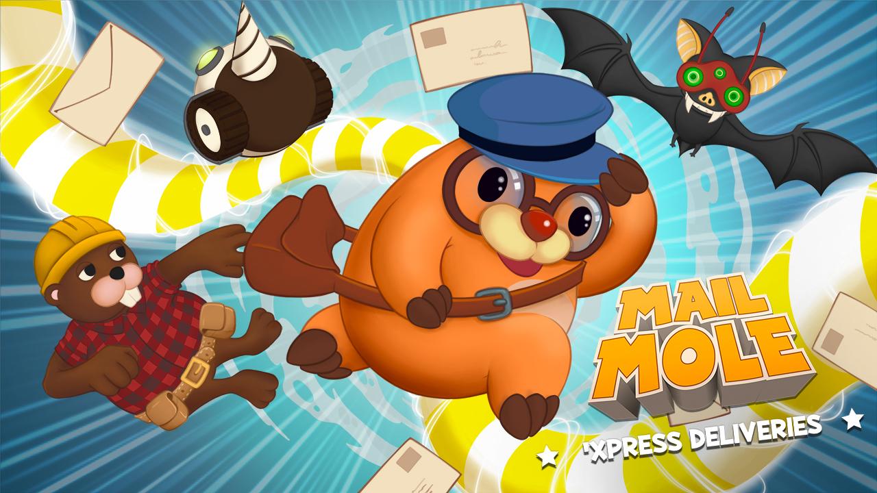 mail mole videojoc xpress deliveries